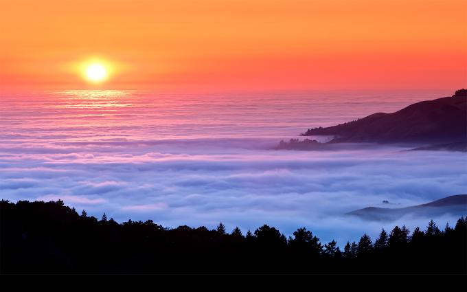 Sea of Fog
